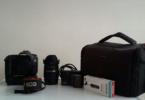 Canon Eos 40D + Tamron 18-200mm