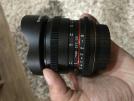8 mm Samyang balık gözü lens canon uyumlu