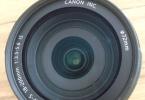 Canon 18-200 mm objektif