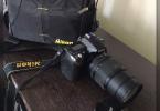 Sahibinden satılık temiz Nikon D90