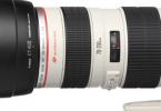 Canon EF 70 - 200 mm f/2.8L I USM Lens