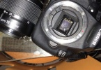 1 yıllık az kullanılmış faturalı kutulu -Canon 1200D