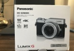 Lumix dc-gx800k 4k