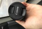 Canon Eurosia garantili 18-55 lens