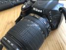 Nikon D5100 fotoğraf makinesi , 18-105 lens