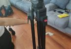 Tripod Cartoni HiDV 1 Stage Tripod System - K 528 Favorilerime Ekle Yazdır