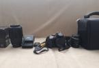 Nikon d5300-18-55 kit lens ve Sigma apo dg 70-300 macro lens