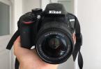 Nikon D3400 2+2 yıl garantili
