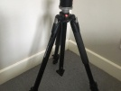 Manfrotto 190XB Tripod + 486RC2 Ball Head - SIFIR AYARINDA!