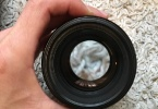 Canon 85mm 1.8 lens