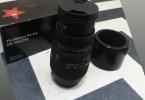 Nikon 70 300 Sigma lens