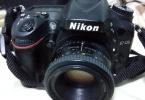 Nikon D7100 & 50mm 1.8d