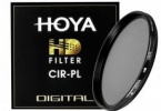 Hoya Circular Polarizer Filter HD 72mm