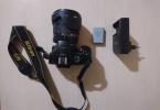 Nikon D5500 ve Sigma 17-70 DC Macro görüntü sabitleyicili lens