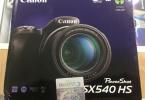SIFIR CANON SX540 HS