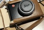 Leica D-Lux 6 ve Leica Kahverengi Deri Taşıma Kılıfı