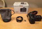 NEREDEYSE HİÇ KULLANILMAMIŞ Canon EOS 6D 24-105 Lens Shutter: 1K