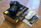 Nikon D7000 + 18-105 VR Lens + 7k+ Tripod