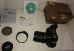Nikon D7200 ve 18-140 VR KİT LENS