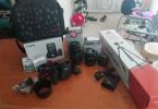 Canon 1300D dslr fotoğraf makinesi