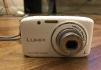 Kullanılmamış Panasonic Lumix Fotoğraf Makinesi