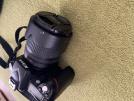 Nikon D90 çok temiz az kullanılmış