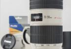 Canon 70-200mm f4 Image Stabilizer USM Favorilerime Ekle Yazdır