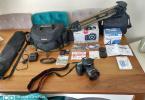 Canon 60D ve Tamron 17-50 2.8 Lens