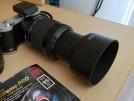 Samsung nx 300 50-200 OIS lens , sıfır ayarında