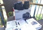 3 Haftalık Cihaz 23 Ay Garantili Canon 200D Kusursuz