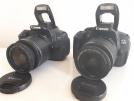 Canon 700D Kusursuz 2 Adet Kaldı 6K ve 17K Çekimde