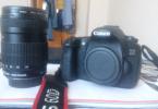 Canon EOS 60D - 18-135 mm lens