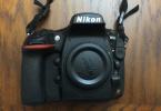 Nikon D810 ve Objektifler
