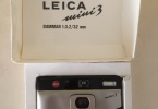 Leica Mini 3 35mm Film Compact Camera