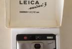 Leica Mini 3 35mm Film Compact Camera