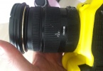 nikon d7200 + sigma 17_50 ve 50_150 f.2.8 lens satilik