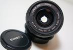 Canon EF 38-76mm Lens
