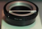 M42 - Samsung NX Adaptörü – 2. El