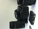 Canon eos 750D + 75-300mm USM + 18-55 KİT LENS