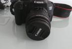Canon 700D / 5k shutter