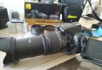 Nikon D5300 + Sigma 18-250mm Vr Os Lens