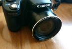 Canon Sx510 wifi fotoğraf makinesi