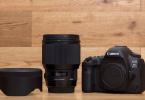 Sıfır ayarında Canon 5D MARK4