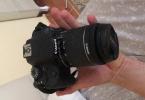 Canon 100d tertemiz