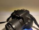 CANON 1200D (550 SHUTTER) + Canon 18-55mm Makro Lens + Çantası