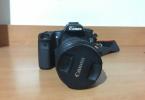 Canon 70D DSLR Fotoğraf Makinesi