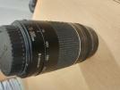 Canon 75 - 300 mm lens & UV Filtre