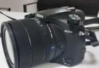 Sony Rx10 M3 24-600mm Eksiksiz, Kutulu ve ek 2 Yıl Garantili