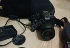Canon 600d DSLR fotoğraf makinesi