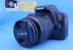 Canon 1300 D 18 55 kit lensle birlikte garantili ürün